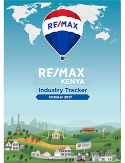 RE/MAX Kenya Industry Tracker - October 2017